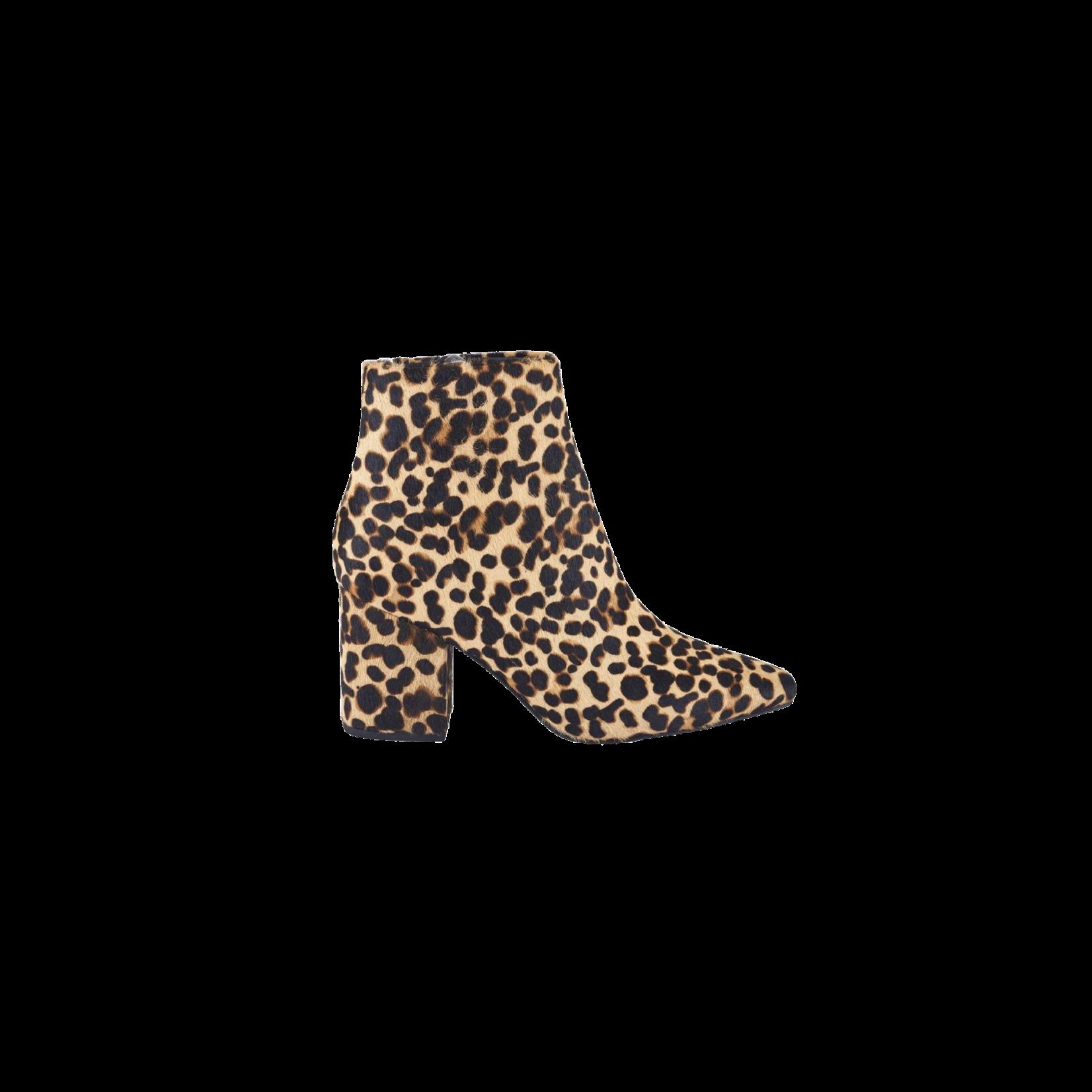 Wyld Blue Sol Sana Leopard Bootie