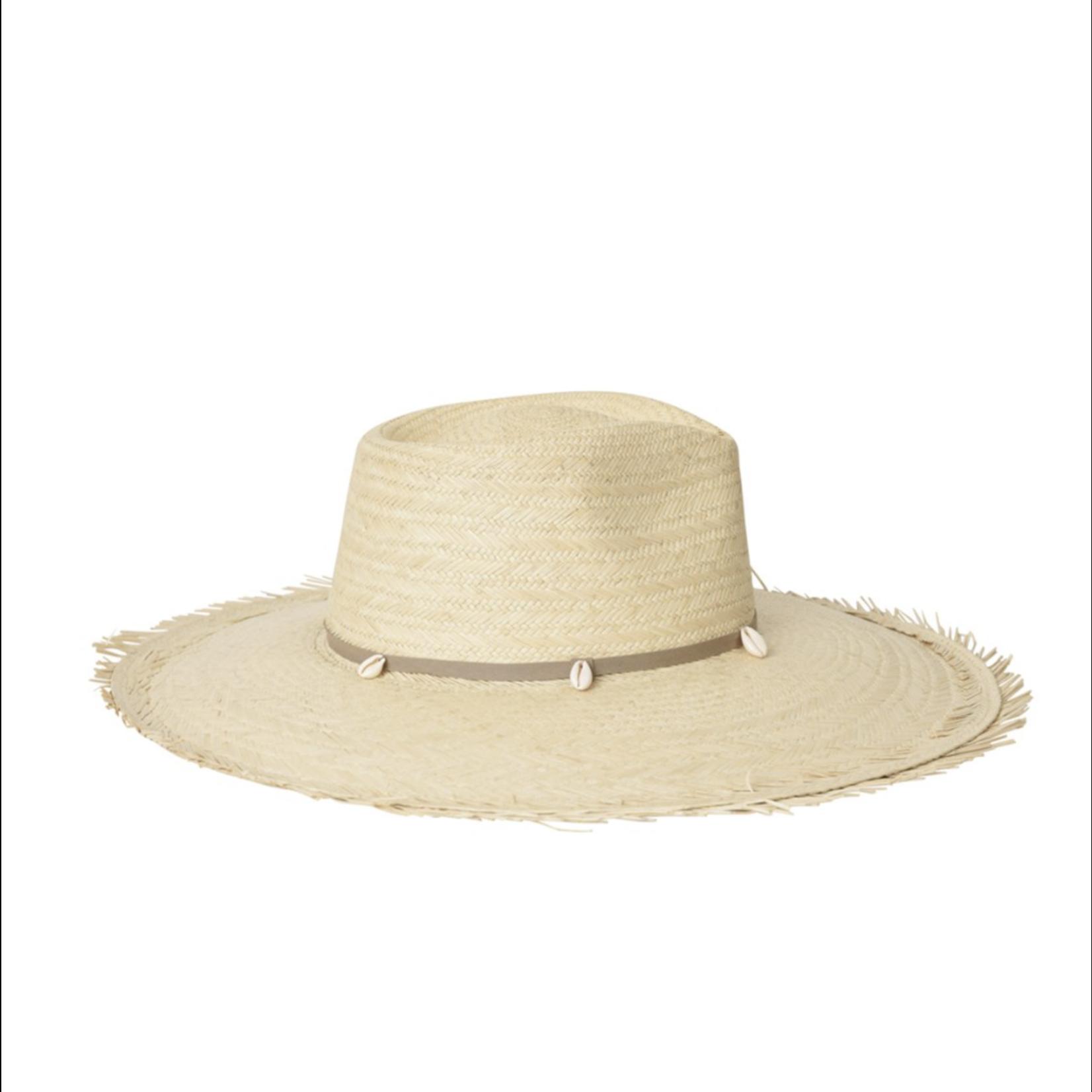Modern Monarchie Tulum Hat Natural