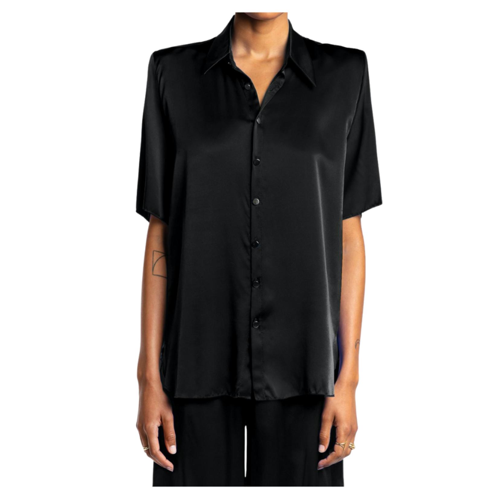Namesake Silk Shirt