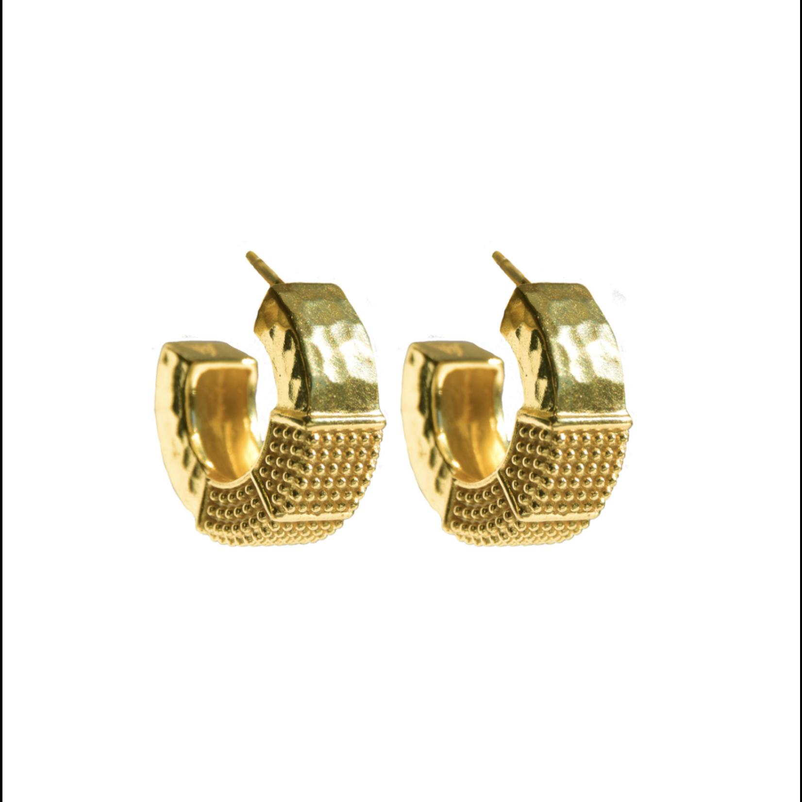 Mountain and Moon Sofia Earrings
