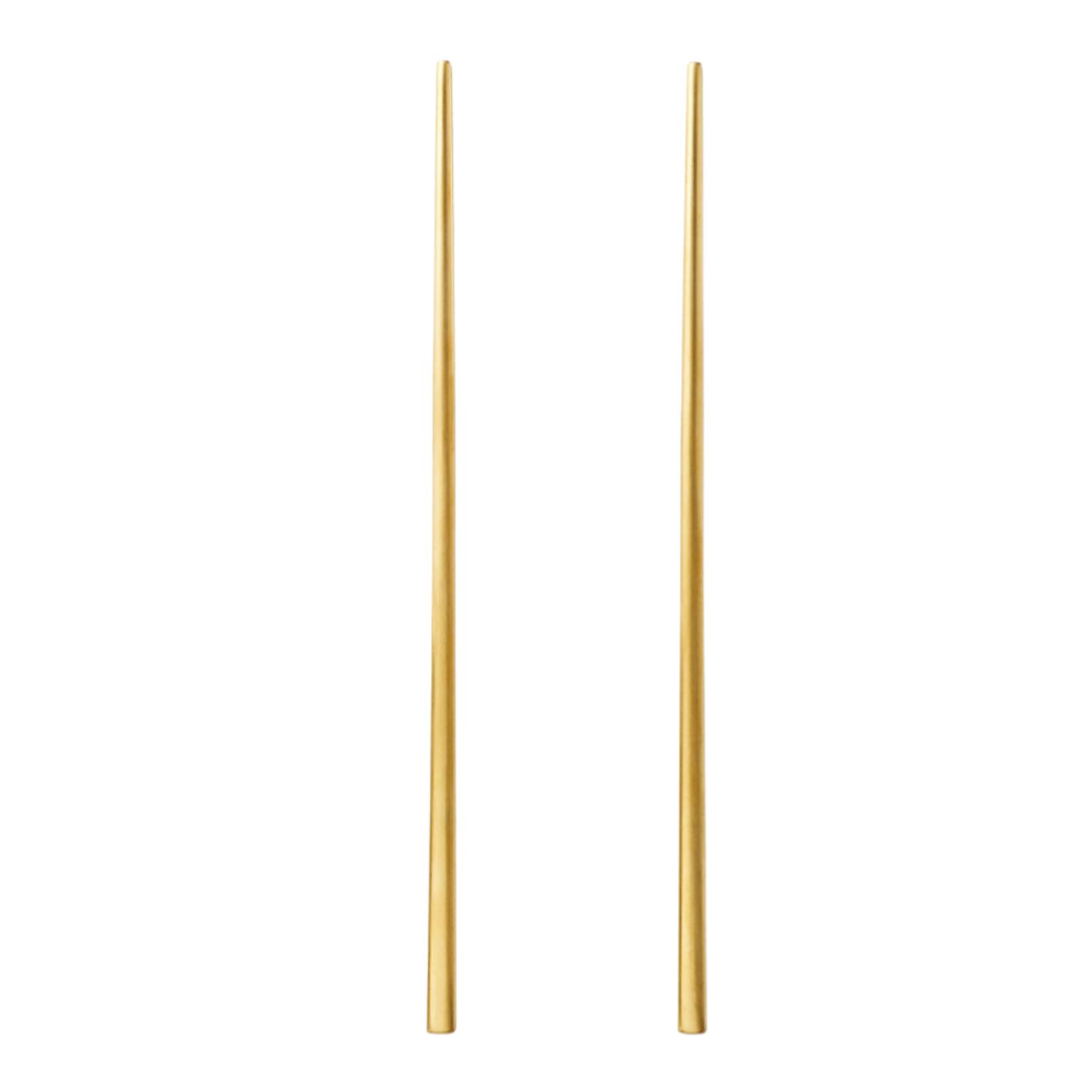 Wyld Blue Home Gold Chopsticks