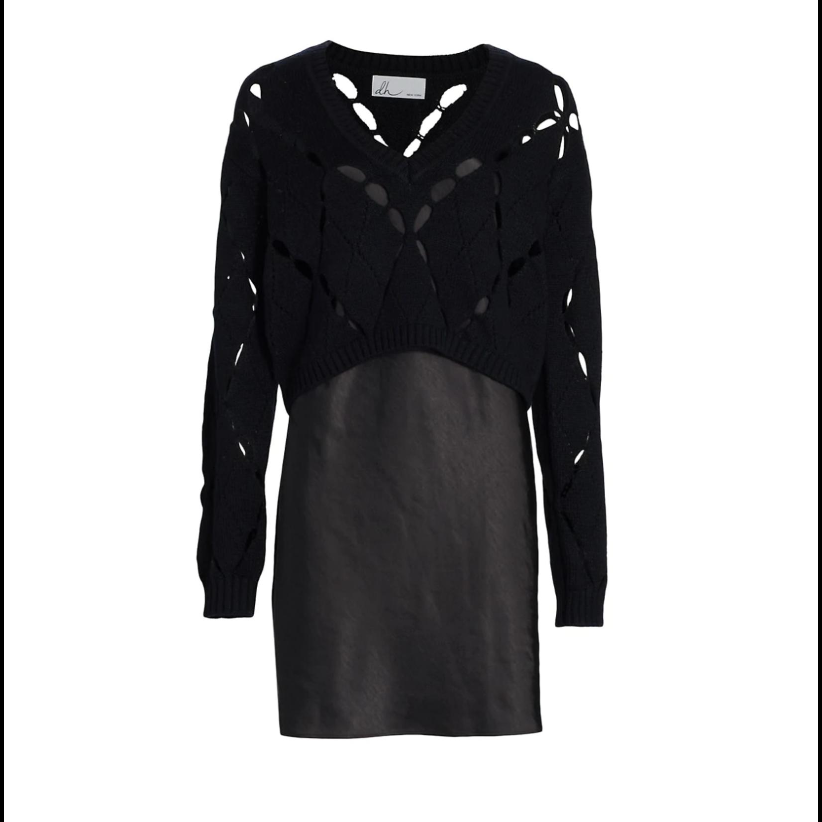 DH New York Dee Sweater/Slip Combo
