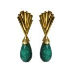 Mountain and Moon Whitney Earrings