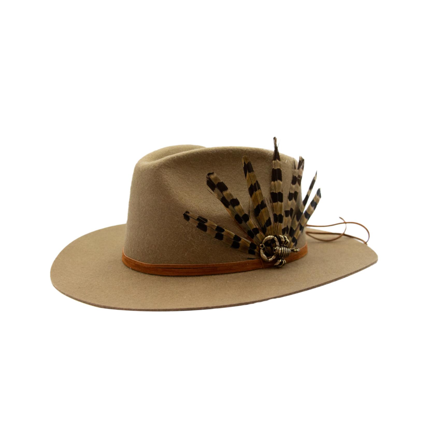 Tuluminati Kabil Hat Wool