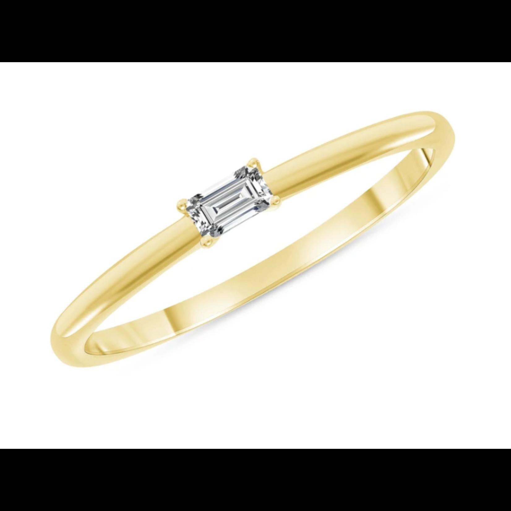 Larsa Marie Sylvie Emerald Ring