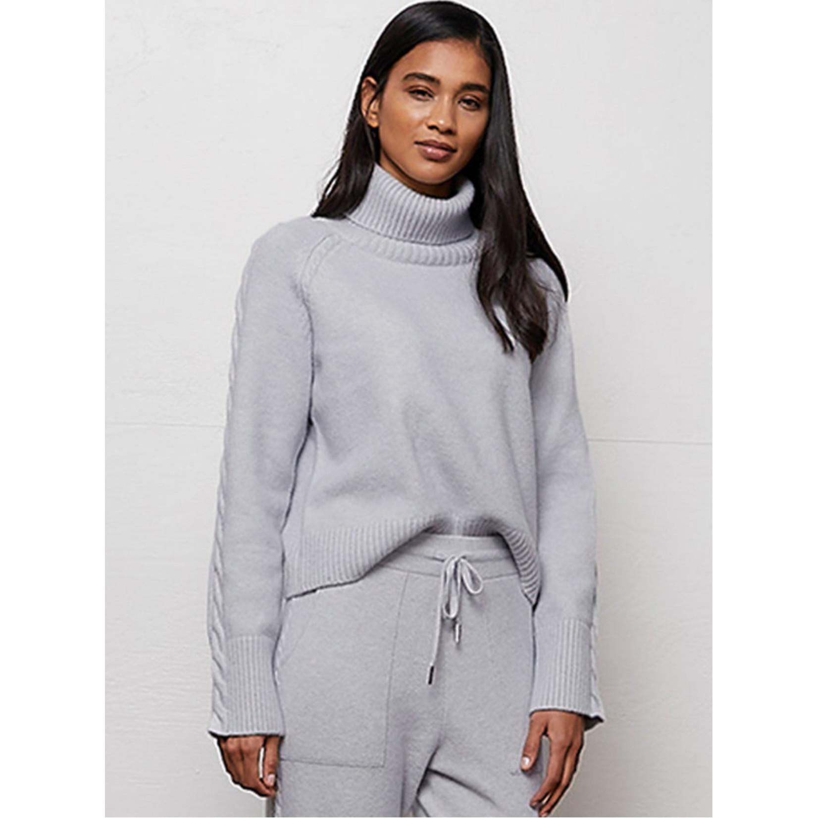 DH New York Annie Sweater Light Grey