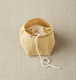 Cocoknits Natural Mesh Yarn Bag