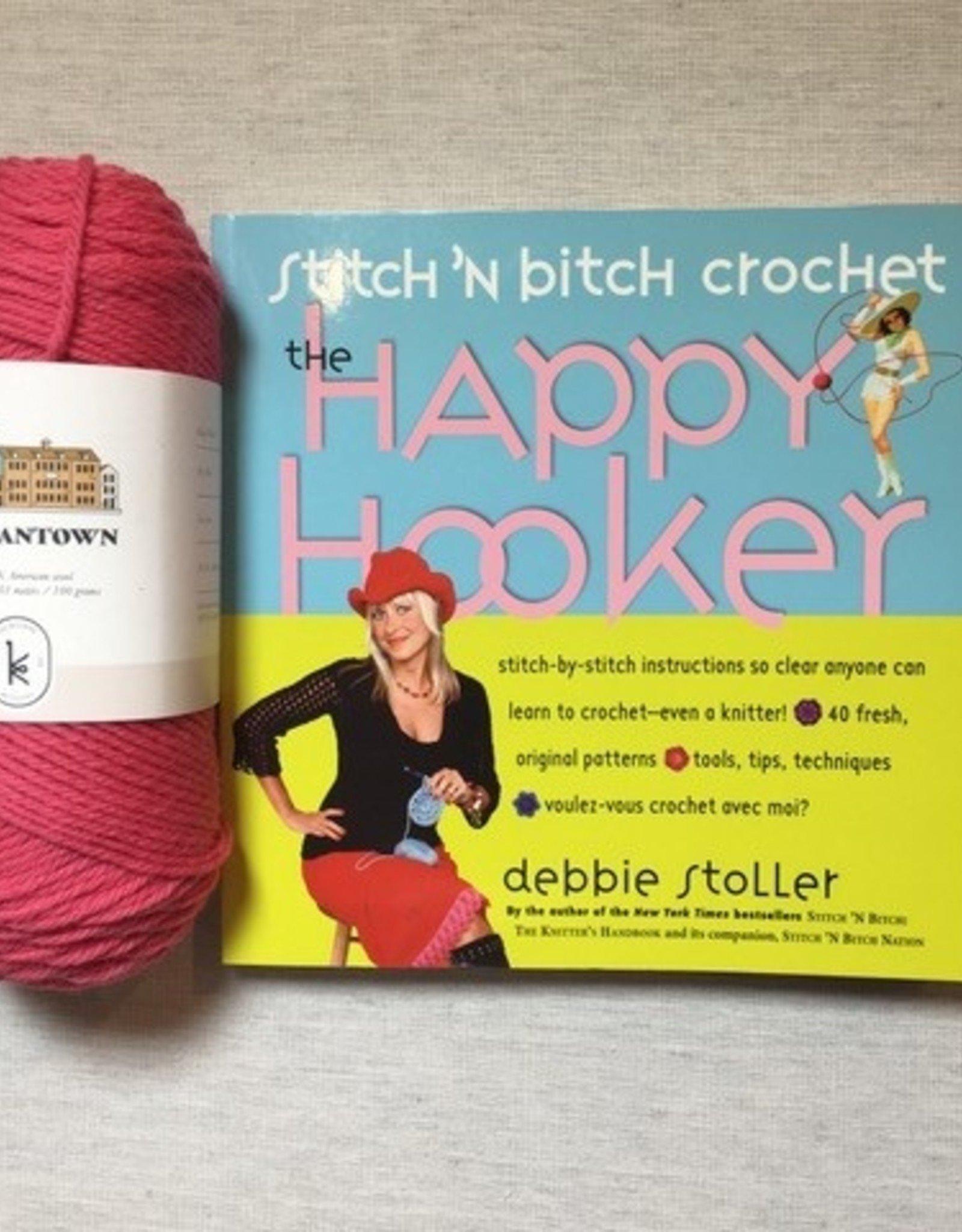 Learn to Crochet Kit