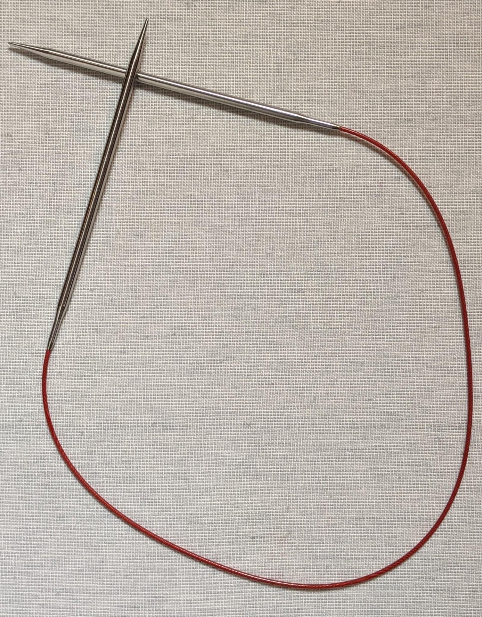 ChiaoGoo ChiaoGoo Red Lace Circular Needle