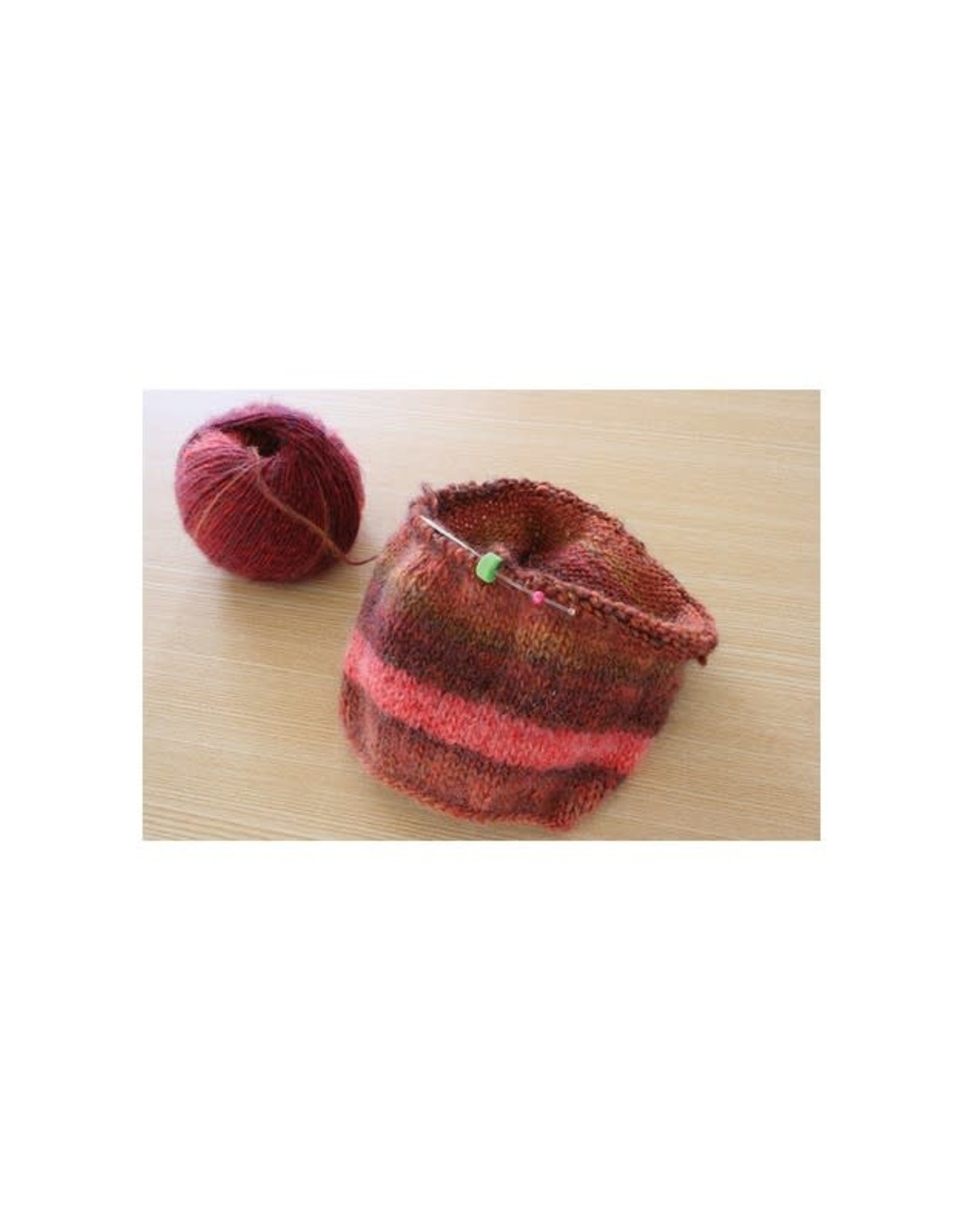 Clover Circular Stitch Holder Short