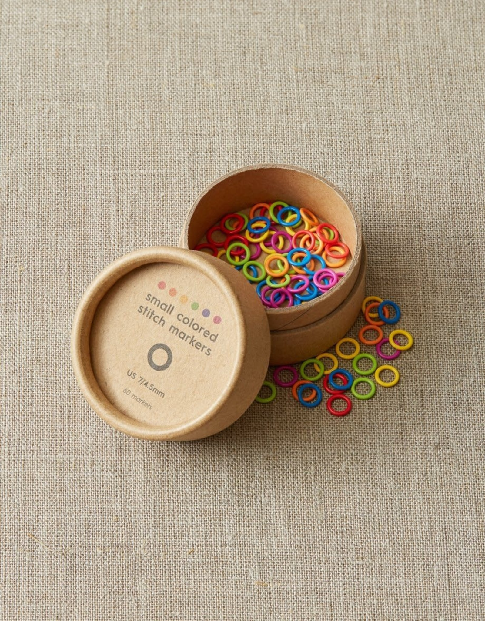 Cocoknits Cocoknits Colorful Ring Stitch Markers Mini