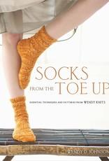 Ingram Socks from the Toe Up