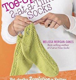Ingram Toe-Up 2-at-a-time Socks