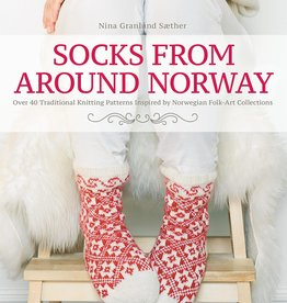 Ingram Socks from Around Norway