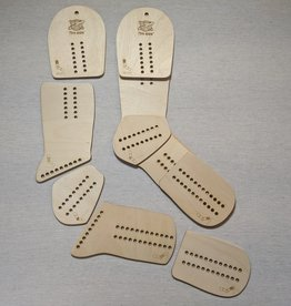 Katrinkles Katrinkles Adjustable Sock Blockers
