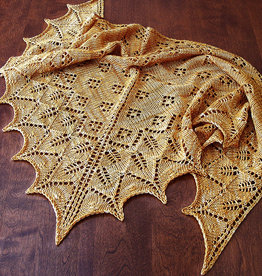 Introduction to Lace Shawls - Ashton: SA Nov 7, 14 & 21, 10 am - noon