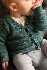 fibre space Bottom-Up Seamless Cardigan (adult or baby): SA Dec 5, 12 & 19, 10 am - noon