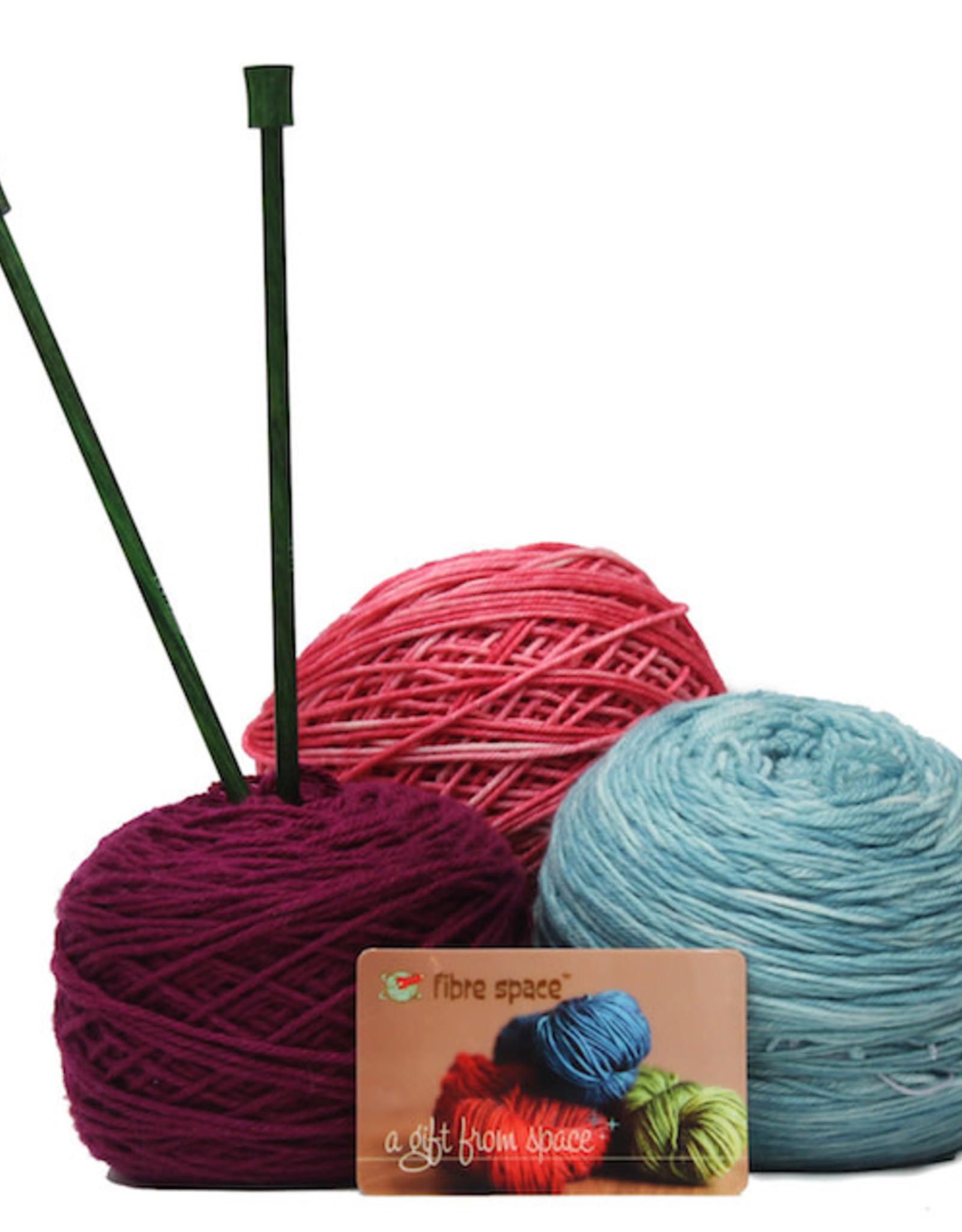 fibre space Gift Card - $75