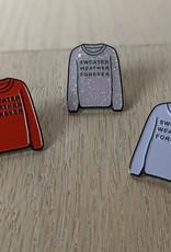 Byron McKoy Sweater Weather Pin