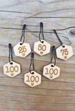 Katrinkles Cast On Counting Stitch Marker Set