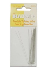 Beadsmith The Beadsmith Flexible Twisted Wire Beading Needles