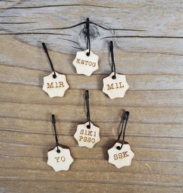 Katrinkles Increase/Decrease Stitch Marker Set