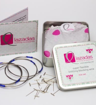 Lazadas Lazadas Blocking Wire Set - Mixed