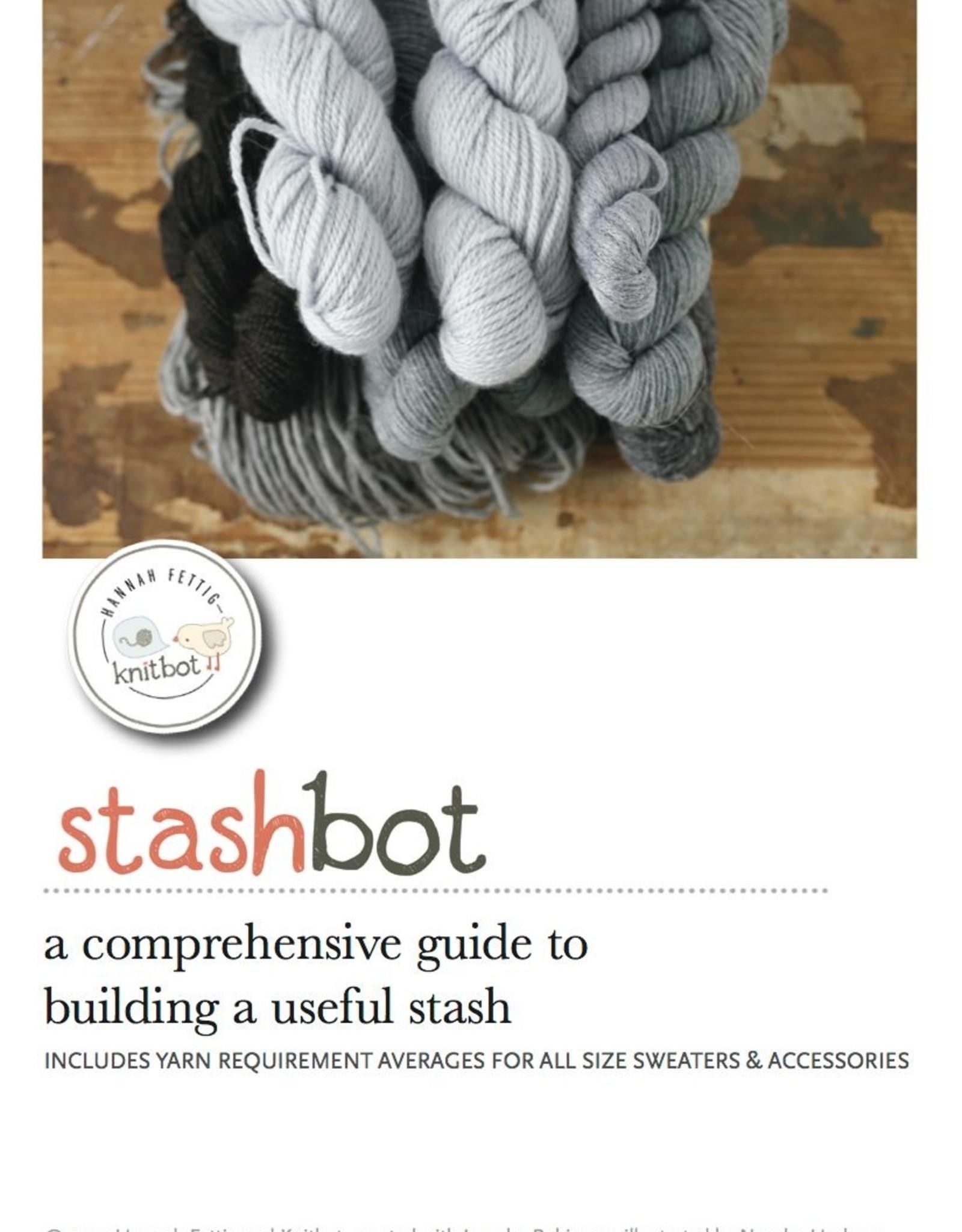 Knitbot Stashbot