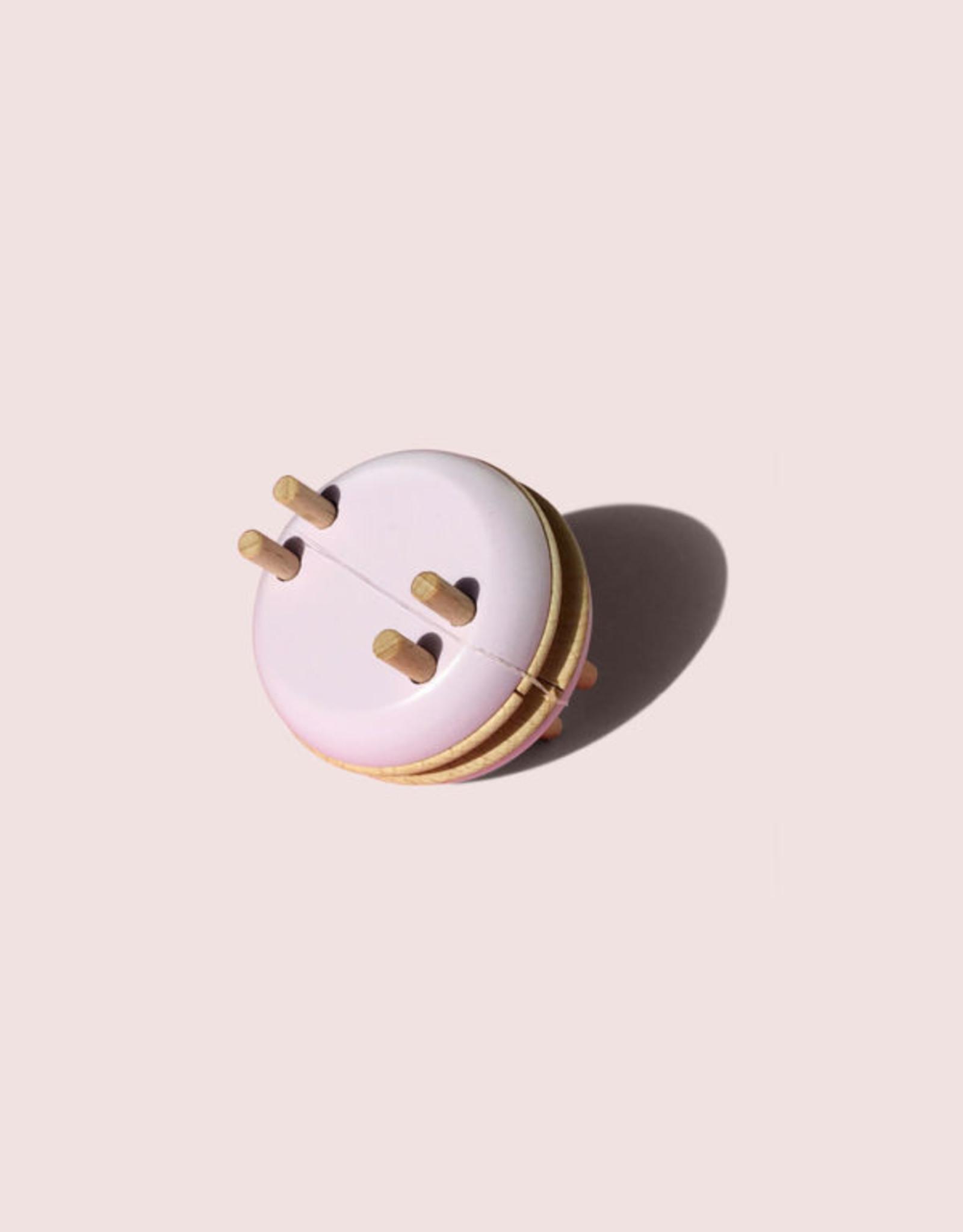 living refinery Macaron Small Pom Pom Maker