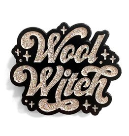Shelli.can Shelli.Can Wool Witch Pin