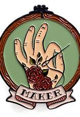 Shelli.can Shelli.Can Stitch Maker Pin Seafoam