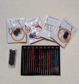 Knitter's Pride Knitter's Pride Dreamz Deluxe Needle Set
