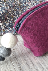 Brooklyn Haberdashery Brigid Wool Pouch