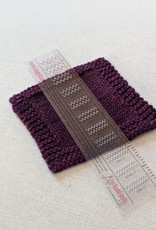 Ann Budd Knits Handy Gauge Rulers