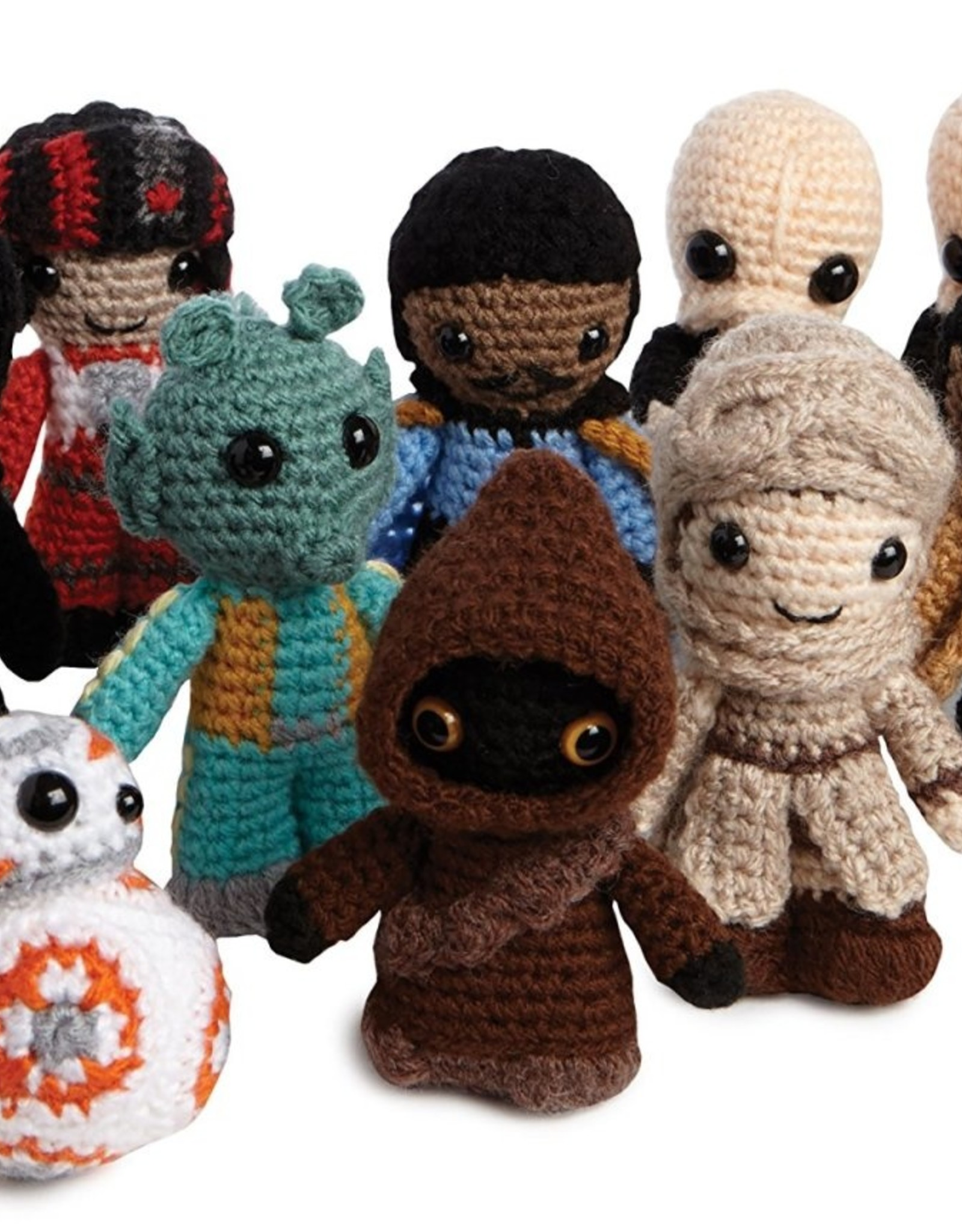 Ingram Star Wars Even More Crochet (kit)