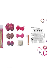 Loome Friendship Bracelet Kit: Pink
