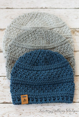Seed Stitch Crochet Beanie: SU Jan 24 & 31, 12-2 pm