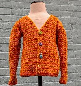 First Crochet Sweater: MO Feb 1, 8 & 15, 7-9 pm