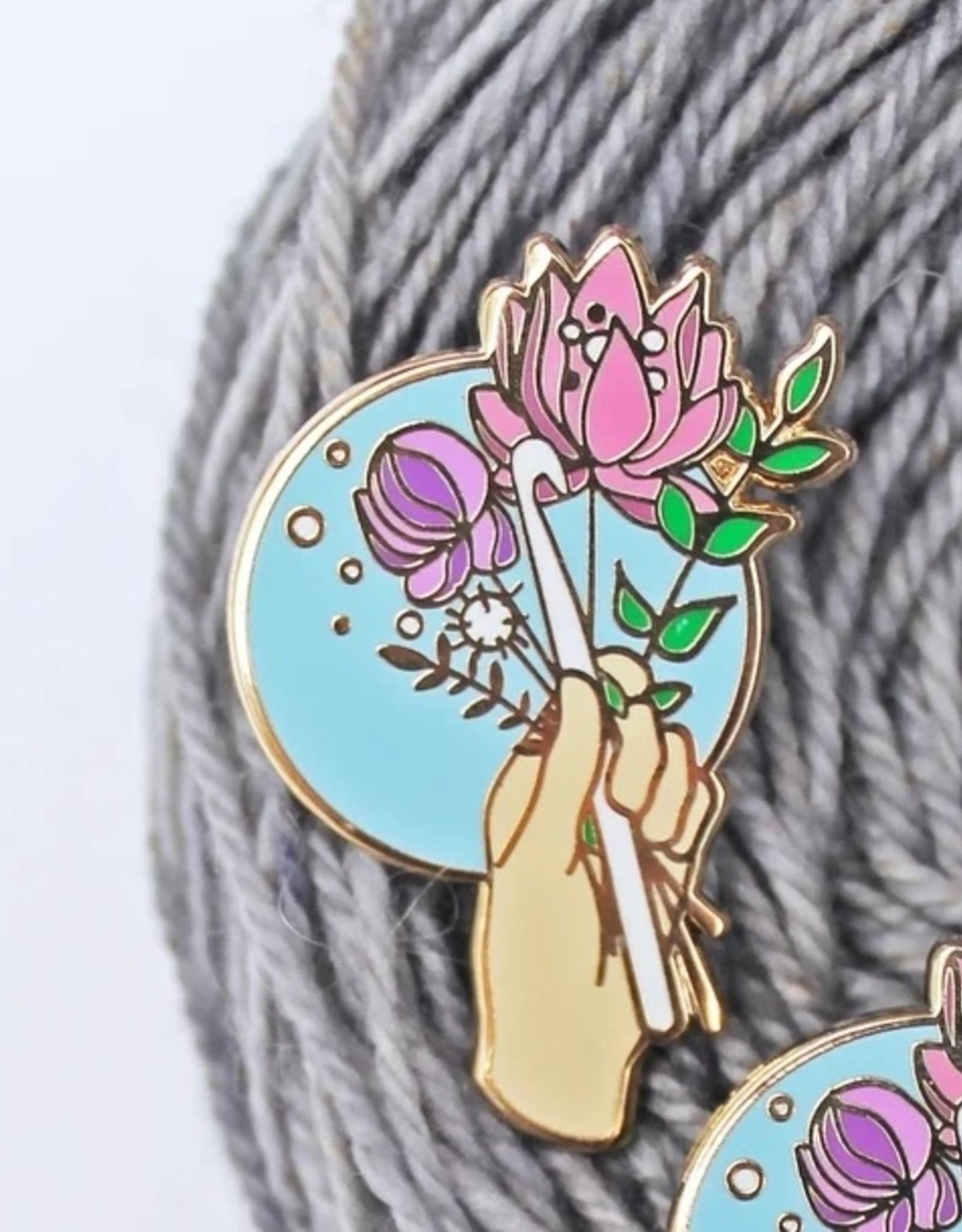 Twill&Print Bouquet Crochet Tone A