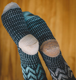Fair Isle Socks: TU Feb 9, 16 & 23, 7-9 pm