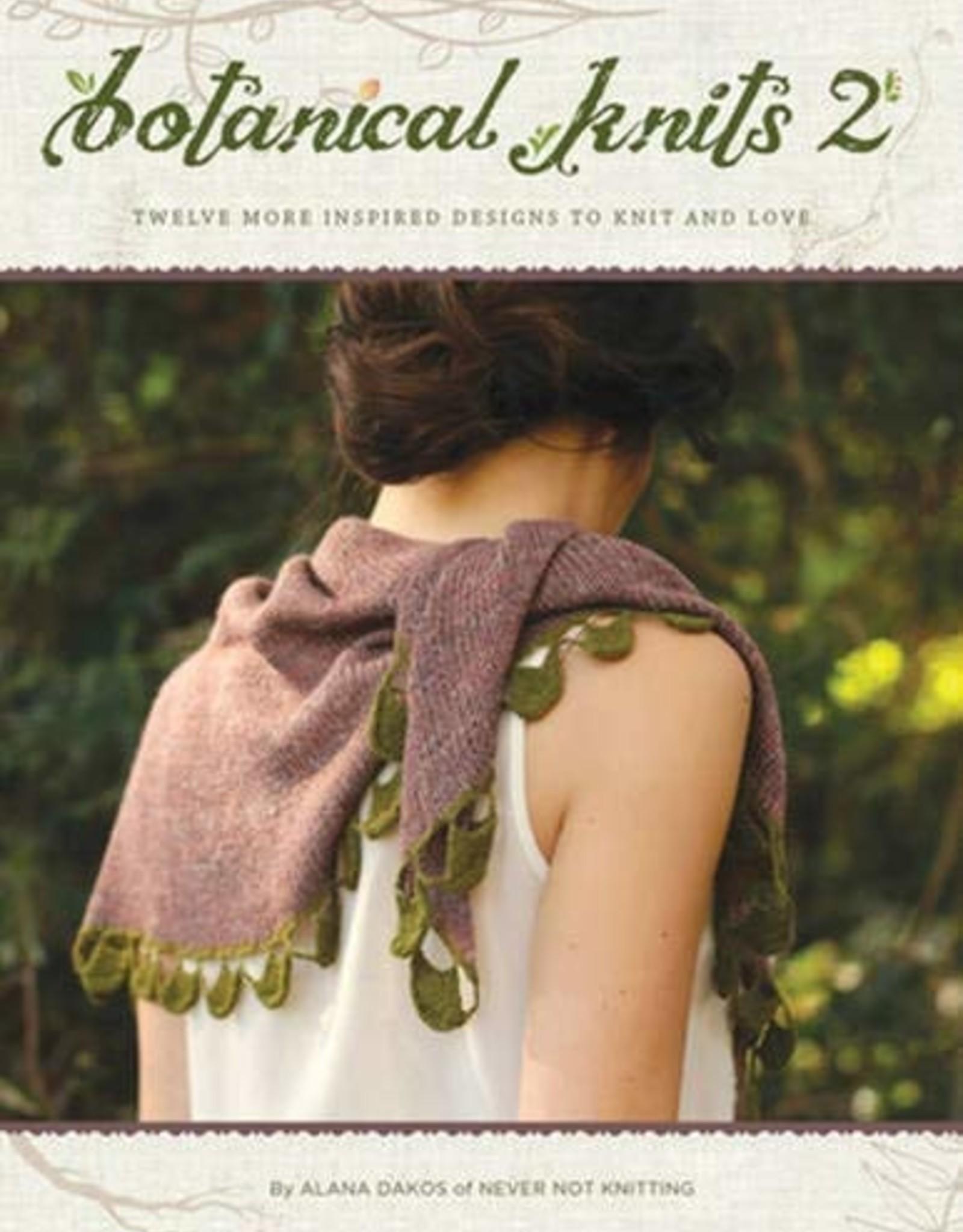 Unicorn Books & Crafts, Inc. Botanical Knits 2