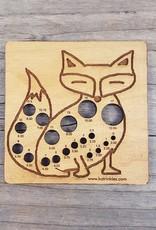 NNK Animal Needle Gauge (Fox)