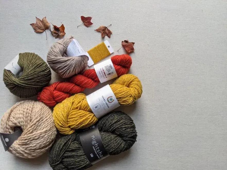 Fall Yarn Testing To Go