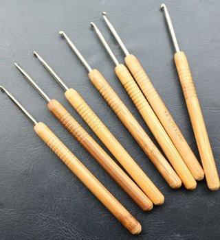 KA Kinki Amibari Classic Bamboo Aluminum Tip Hook