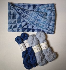 2021 New Year's Cast On-Montana Mountain Cowl Kit