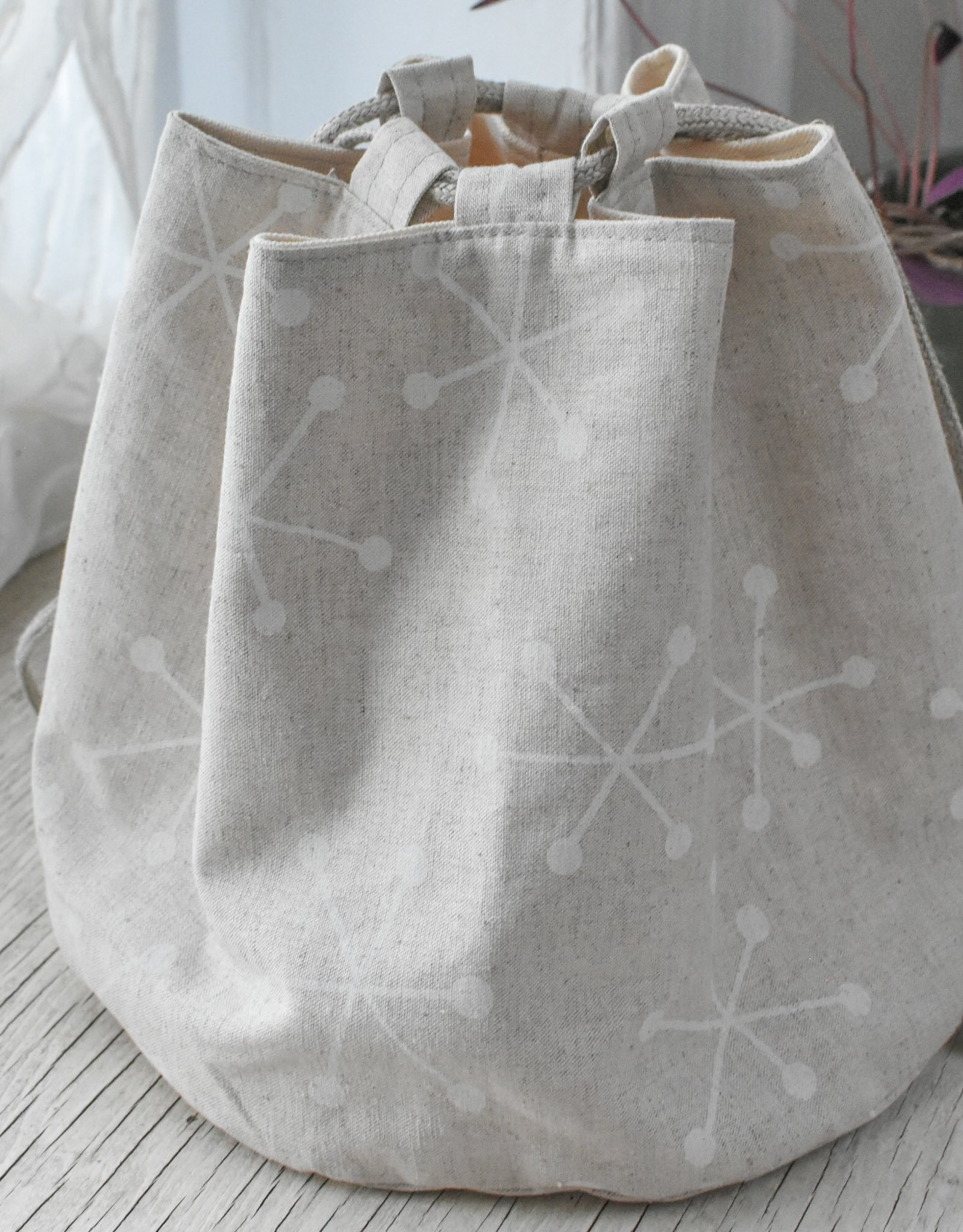 Brooklyn Haberdashery Asa Bucket Bag