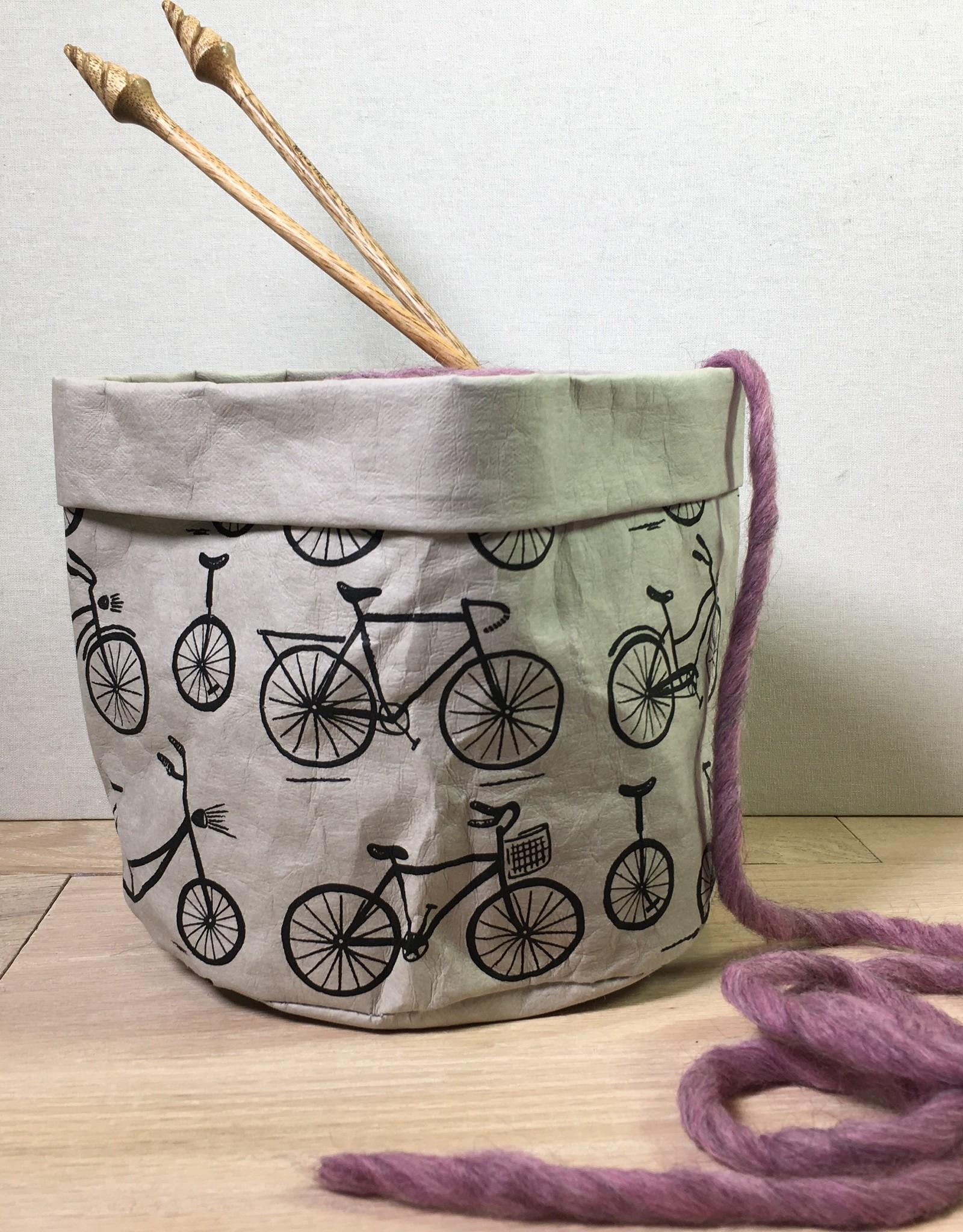 Danica Paper Project Basket Wild Riders