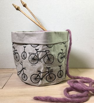 Danica Paper Project Basket Wild Riders