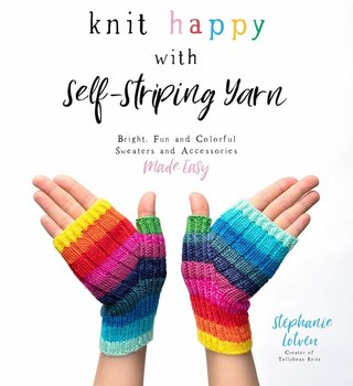 Ingram Knit Happy with Self Striping Yarn