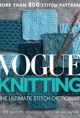 Ingram Vogue Knitting: The Ultimate Stitch Dictionary